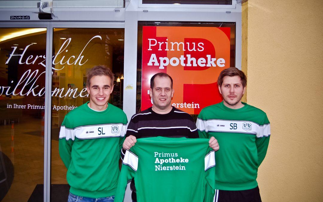 Primus Apotheke macht VfR Nierstein winterfest
