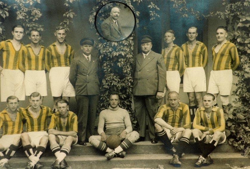 In der Saison 1932/33 wird der VfR Nierstein Gruppen- und Kreismeister, es gelingt der Aufstieg in die damals zweithöchste Kreisliga.