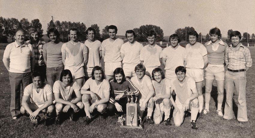 VfR Nierstein gewinnt den Hermann-Emmel-Pokal 1975