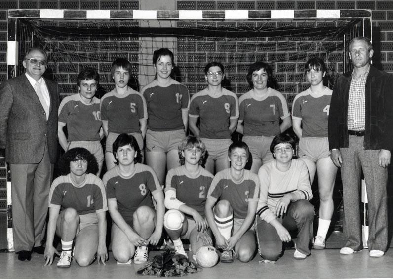 VfR Handball Damen werden Rheinhessen-Meister