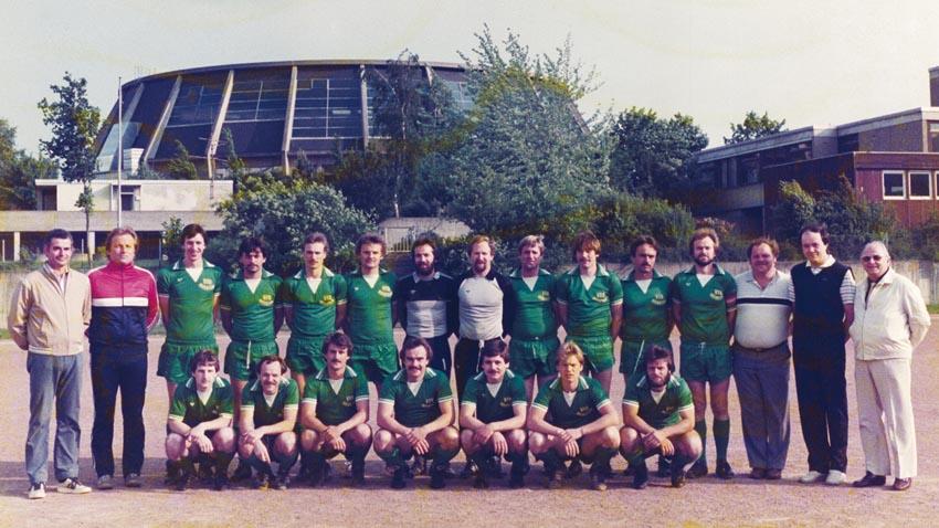 VfR Nierstein: Meisterschaft der 1. Mannschaft in der A-Klasse (Saison 1982/83)