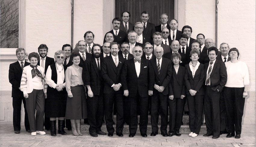 Der VfR Nierstein 1911 e.V. feiert sein 75-jähriges Vereinsjubiläum