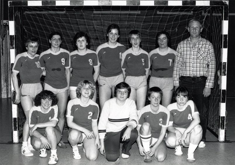 Wiederaufstieg der Handball-Damen in die Oberliga Rheinhessen