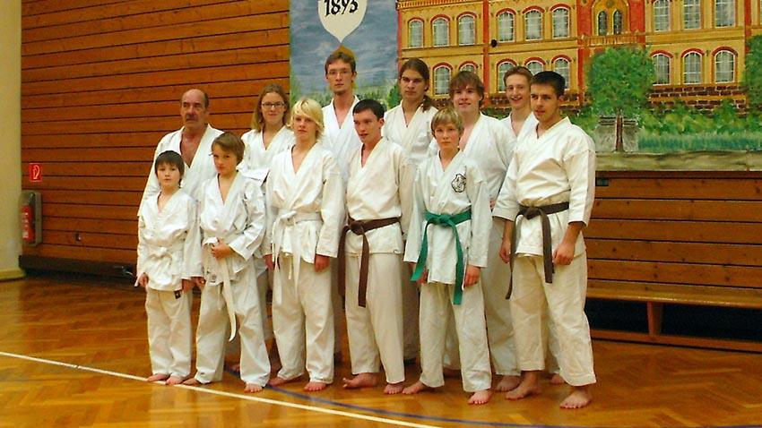 2003: Deutscher Meistertitel Karate für den VfR Nierstein