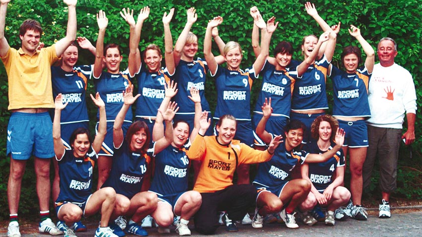 Die Handball-Damen verlassen nach 36 Jahren den VfR Nierstein