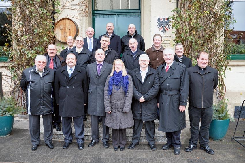 Der VfR Nierstein feiert sein 100 jähriges Bestehen