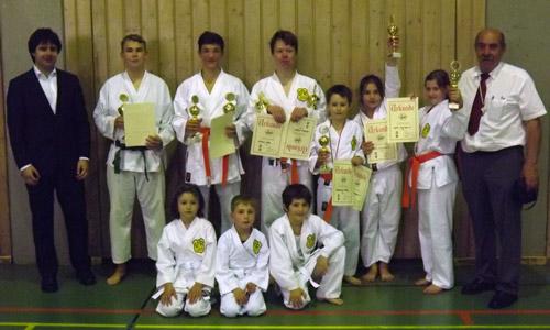 VfR Karateka sehr erfolgreich!
