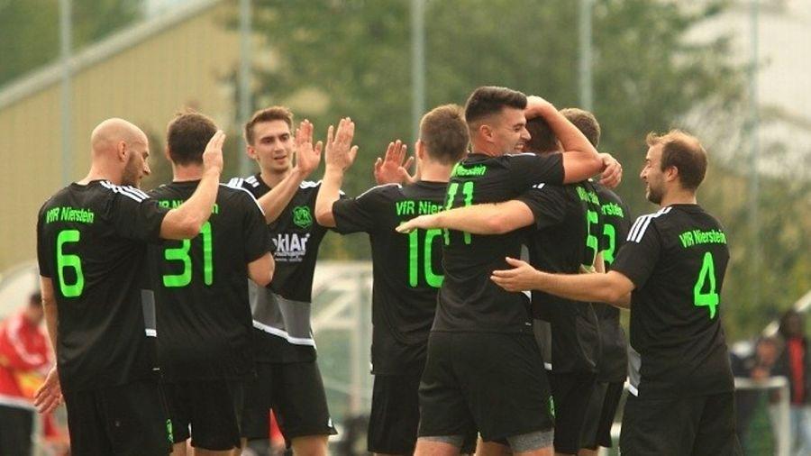 Winzerfestspiel 2019: VfR Nierstein gegen SG Eintracht Herrnsheim