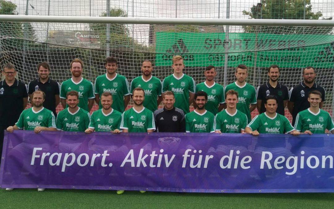 VfR Nierstein – Das Team der 1. Mannschaft (Saison 2019/2020)