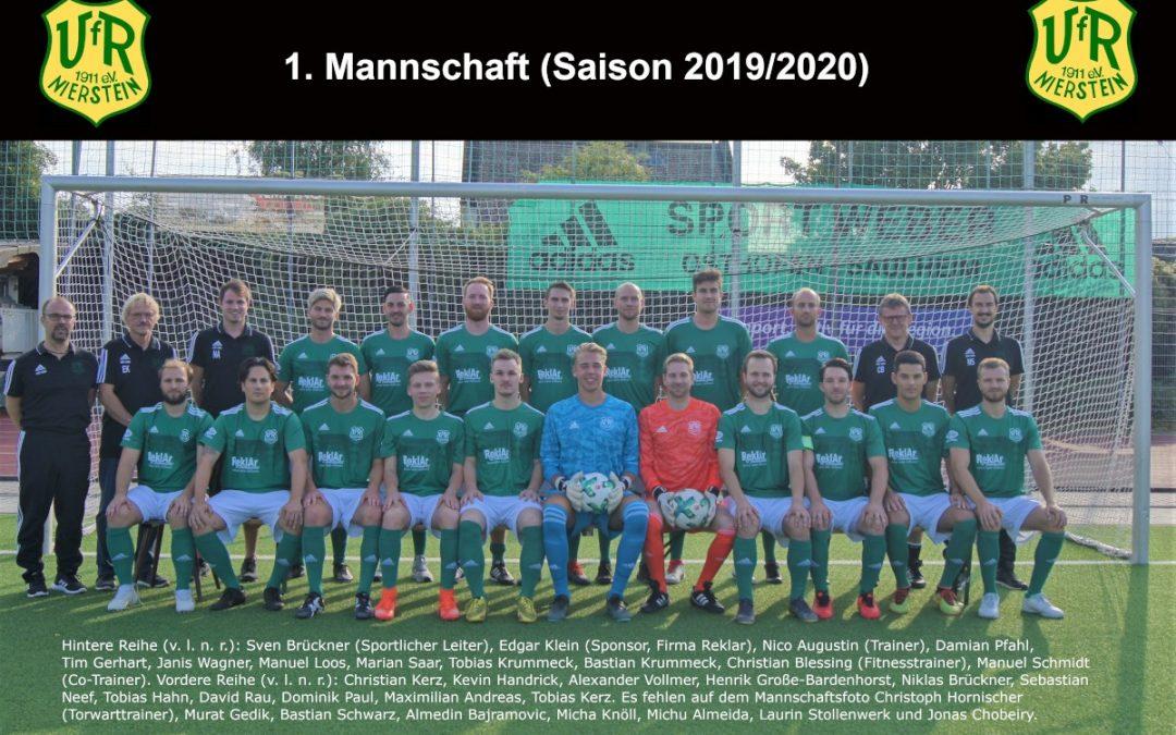VfR Nierstein gegen VfL Gundersheim