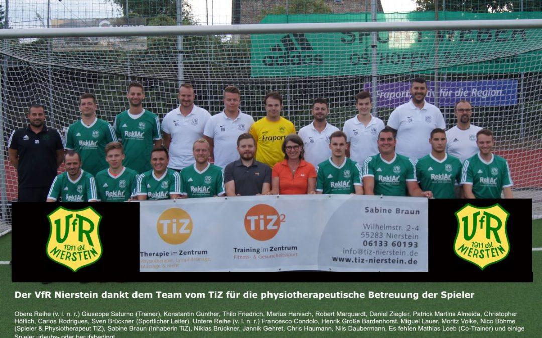VfR Nierstein und TiZ erweitern erfolgreiche Zusammenarbeit