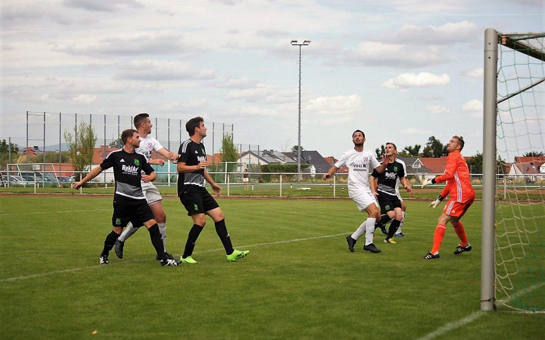 TSV Zornheim – VfR Nierstein I  1-4
