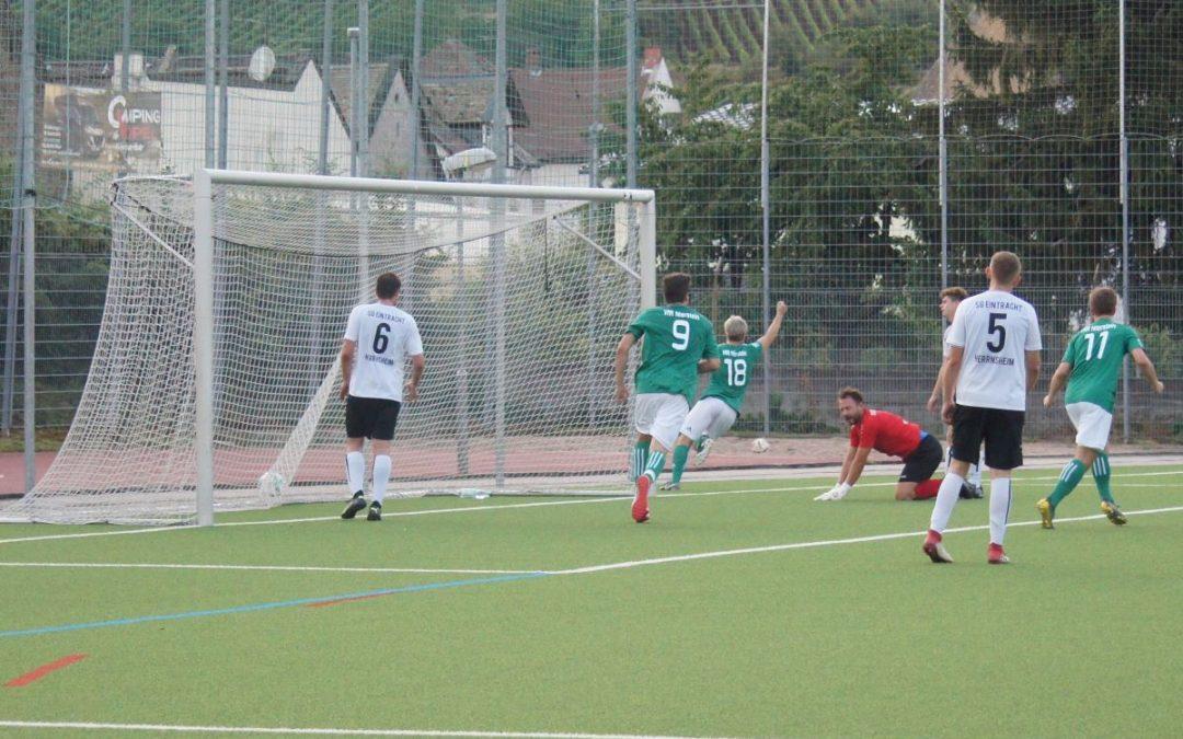 VFR Nierstein – TSV Gau Oderheim II 4:2 (1:1)