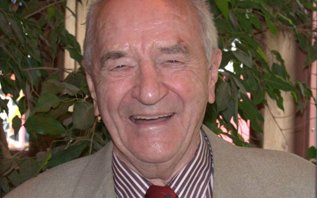 Nachruf Ehrenmitglied Friedel Vowinkel