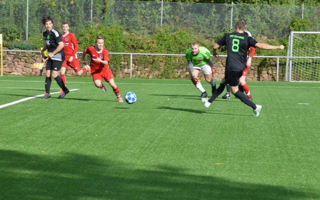 TSG Hechtsheim – VfR Nierstein I 0:2 (0:0)