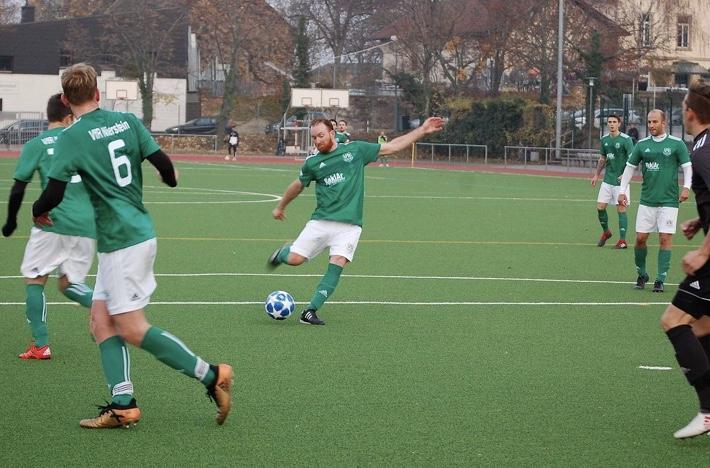 VfR Nierstein I – TSV Zornheim 2:1 (1:0)