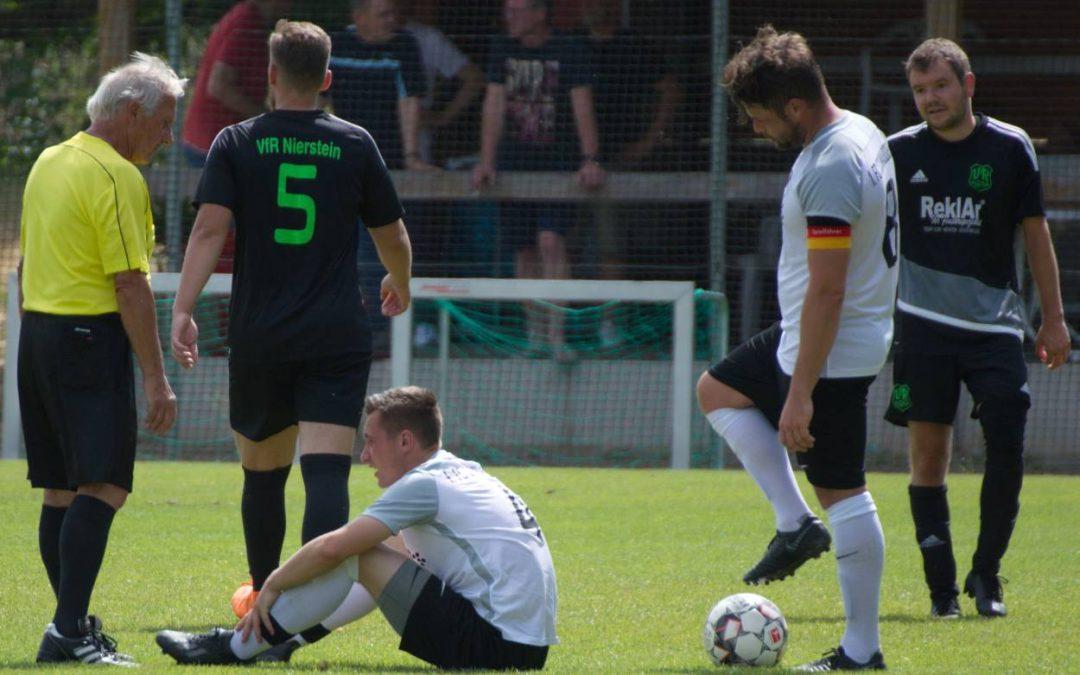 Bezirksliga: SV Klein-Winternheim : VfR Nierstein