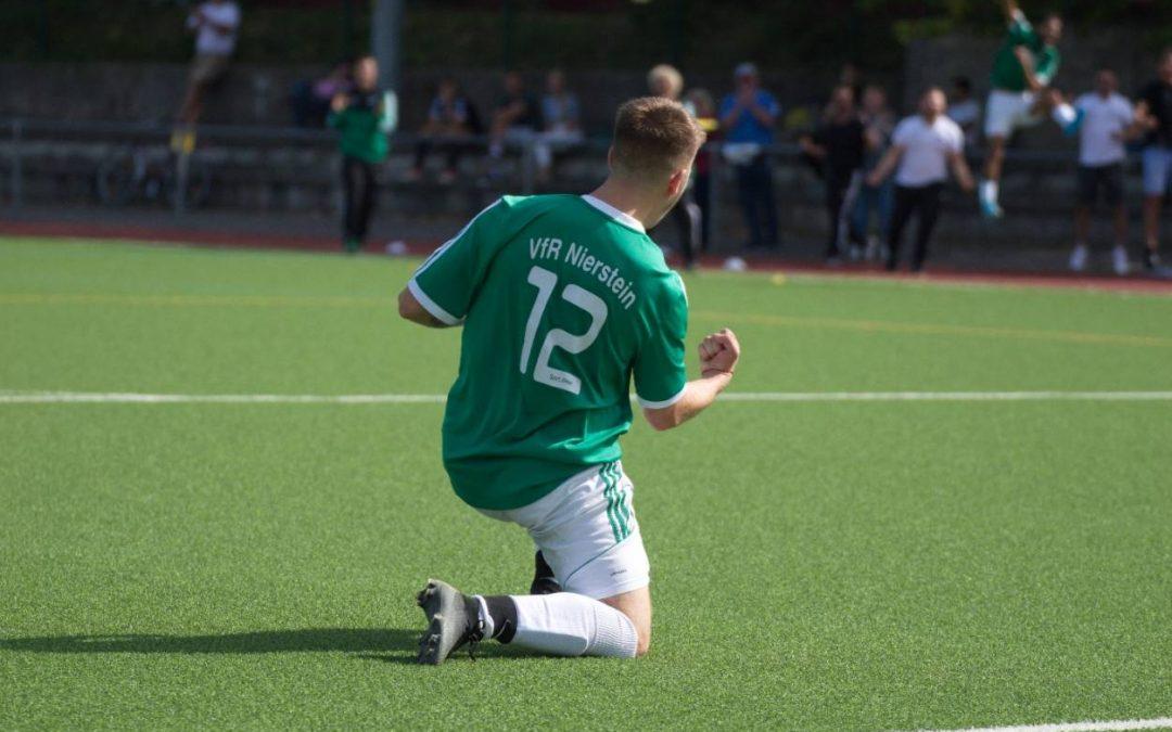 VfR Nierstein II gewinnt Derby gegen Schwabsburg