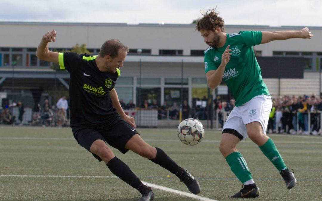 Mustergültig ausgekontert – VfR verliert Heimspiel gegen Topteam