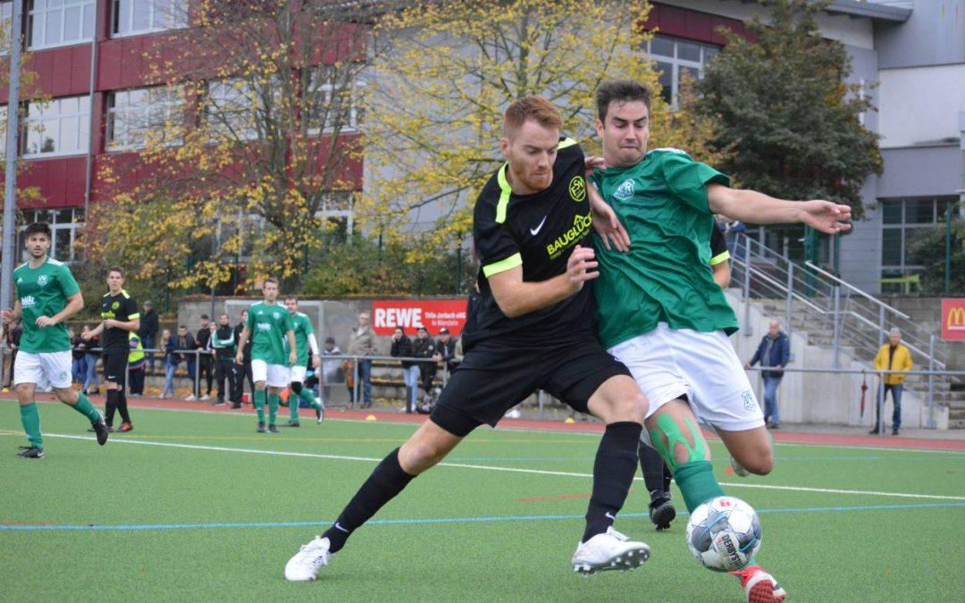 Derby-Time, Teil 2: FSV Oppenheim : VfR Nierstein