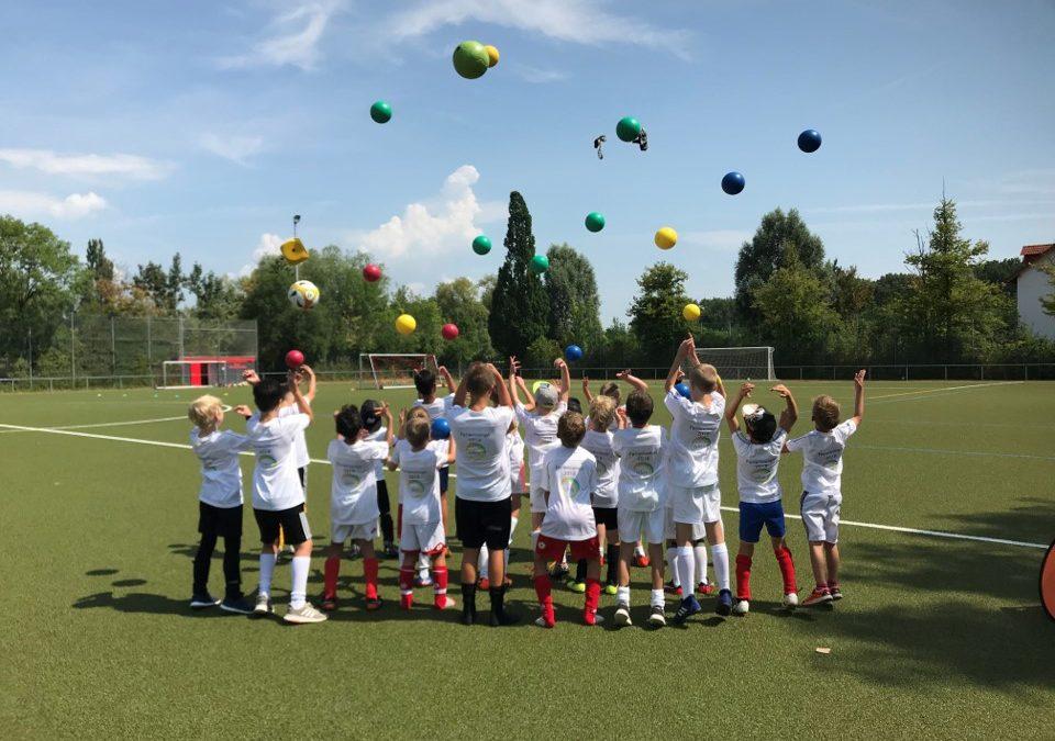 Fußball-, Handball- und Sportcamp in Nierstein  Kopieren